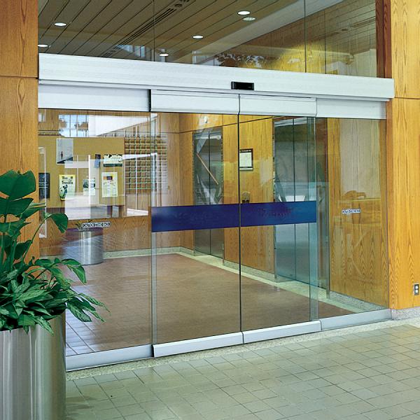 Automation entrance system