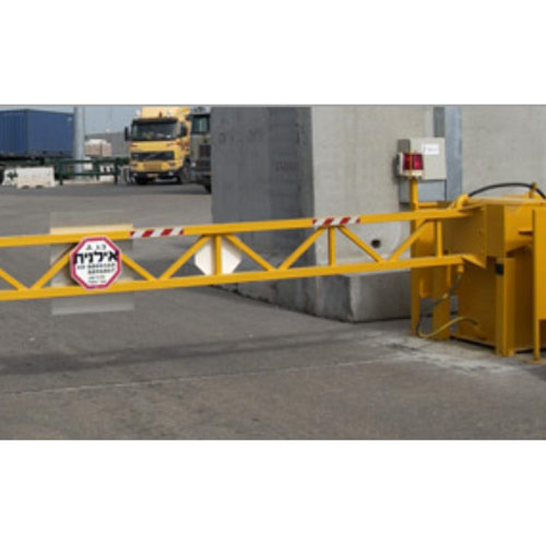 Crash Rated Single Cable Barriers