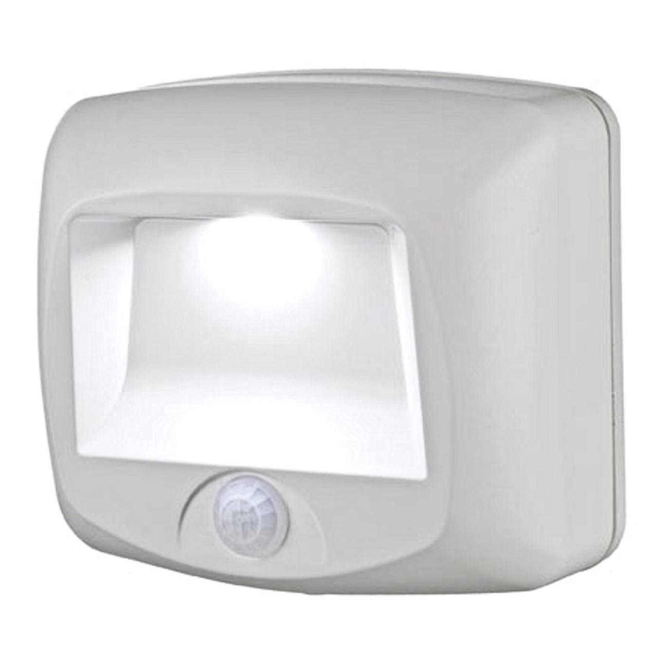 Motion sensor tubelight